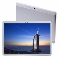 10 inch Tablet pc Android 7.0 Octa Core 4G Tab Rom 32gb/64gb 1920*1200 HD WIFI GPS Metal 4G bluetooth Children tablets 10.1
