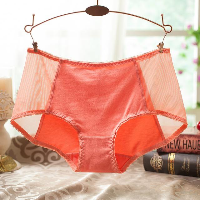 Sexy women's panties calcinha full transparent lace seamless