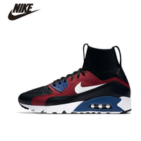 Nike Man Running Shoes Air Max 90 Ultra Super Fly H T M Breathable Lifestyle Rubber