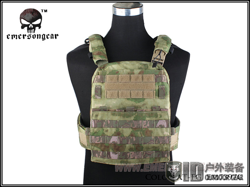 EMERSON CP Style Adaptive Vest Heavy Version Airsoft Paintball Military Army Combat Gear EM7397 A-TACS FG