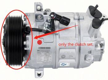 A/C AC compresseur de climatisation électromagnétique magnétique embrayage DCS171C 7PK pour Renault ESPACE 4 Mk IV M9R 2.0 Z0008804B
