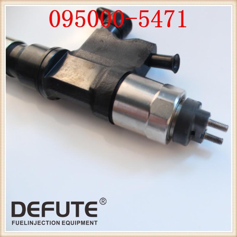 Isuzu NPR Denso Diesel Fuel Injector 4HK1 0950005471,973297035