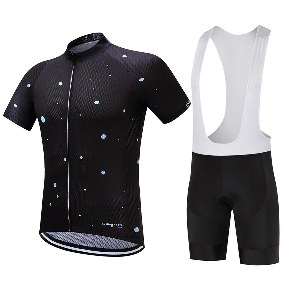 2017 프로 팀 자전거 저지 자전거 의류 로파 드 Ciclismo / 레이싱 자전거 자전거 유니폼 산악 자전거 유니폼 자전거 착용