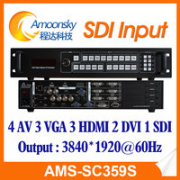 Aliexpress New Design AMS SC359S Processor Splicer Support P10 Led Video Wall 32x16