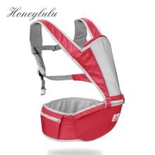 Honeylulu Lightweight Breathable Baby Carrier Sling For Newborns Straps Shoulder Ergoryukzak Holding Kangaroo Hips