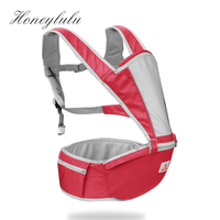 Honeylulu Lightweight Breathable Baby Carrier Sling For Newborns Baby Straps Shoulder Ergoryukzak Baby Holding Kangaroo Hips