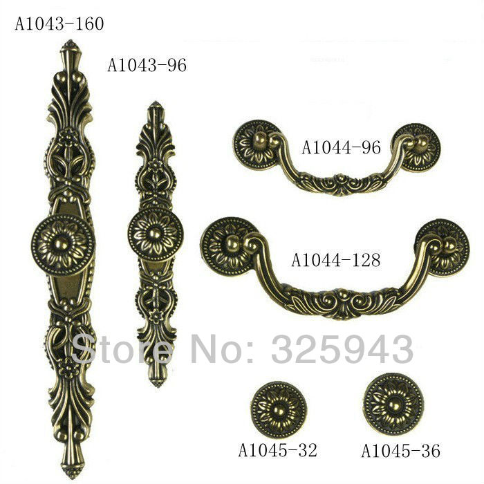 Charmant 160mm Bronze Antique Handles Kitchen Cabinet Knobs Drawer Pulls Furniture  Hardware A1043 In Cabinet Pulls