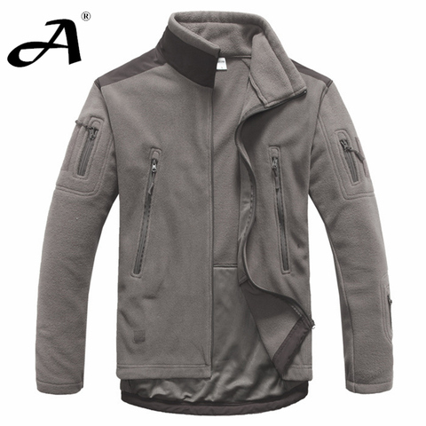 mens clothing autumn winter fleece army jacket softshell clothing for men softshell military style jackets Lahore