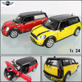 Hot sale 1:24 MINI COOPER alloy car models Wholesale metal models for children's toy gift collection toy car