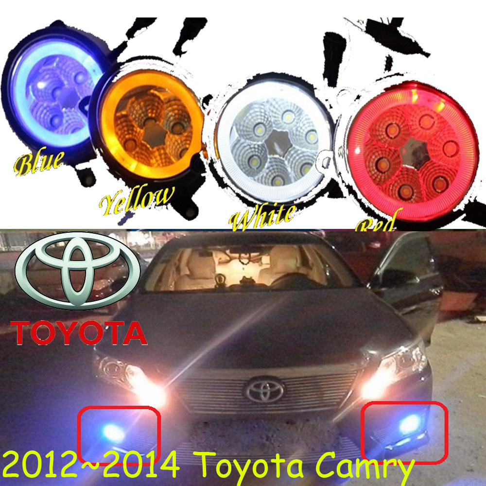 LED,camry daytime Light,corolla EX fog light,PREVIA headlight;vios,corolla,camry,Hiace,sienna daytime light,prius fog lamp tcart 2x auto led light daytime running lights turn signals for toyota prius highlander for prado camry corolla t20 wy21w 7440