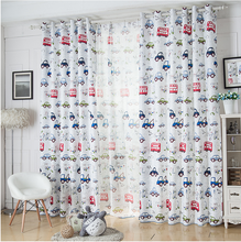 boys kids curtain cortinas infantiles cars blackout curtains for children baby room curtains beautiful curtains