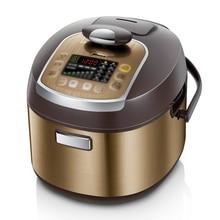 Midea high quality CE  electric pressure cooker 24 hours preset Steam/Boil/Stew cooker 220v EU plug cooking pressure cooker 6L