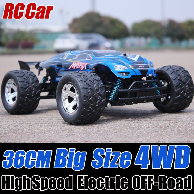 1/12 Electric RC Cars 4WD Shaft Drive Trucks High Speed Radio Control, Rc Big Truck, 3 Colors, RC Off Road Car rc dirt bike s800 4wd drive high speed 1 12 electric rc cars rc monster truck super power to run remote control toy giftvs k949