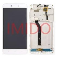 Дешевые 5.0 «ЖК-дисплей для Xiaomi Redmi 5A ЖК-дисплей Дисплей + Сенсорный экран планшета Ассамблеи + рамка Запчасти для авто