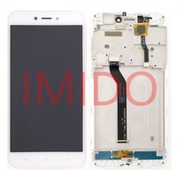 5 0 LCD For Xiaomi Redmi 5A LCD Display Touch Screen Digitizer Assembly Frame Replacement Parts