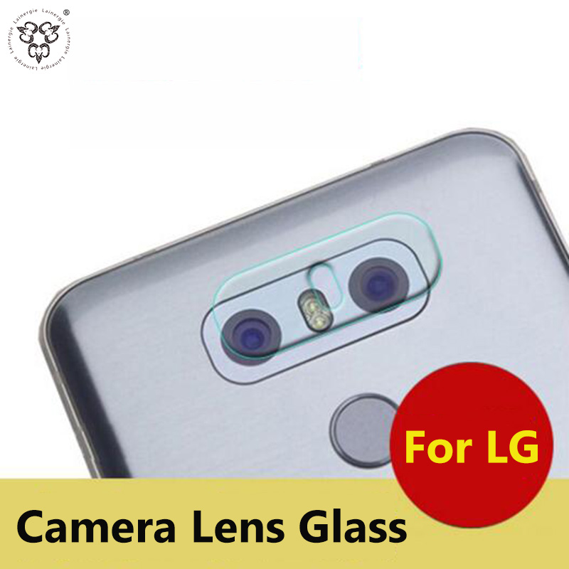 Lainergie 10PCS Back Rear Camera Lens Protector for LG G6 G5 V20 Camera Protector Tempered Glass Protective Film Protection