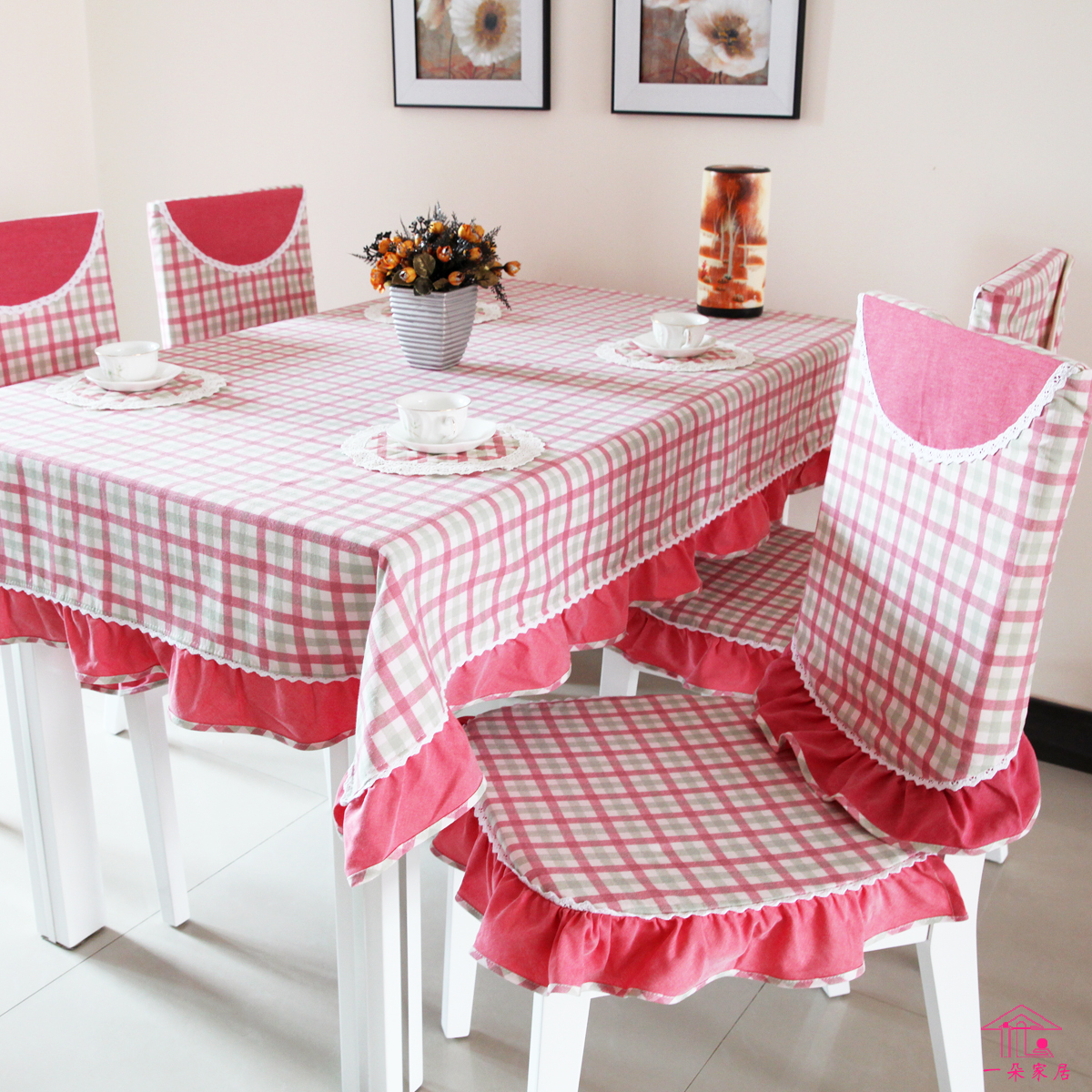 Dining Chair Covers Aliexpress White Washed Oak Table And Chairs Popular Rustic Tables Buy Cheap