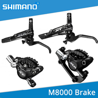 SHIMANO DEORE XT M8000 M7000 Hydraulic Disc Brake Include ICE TECH PADS Left & Right