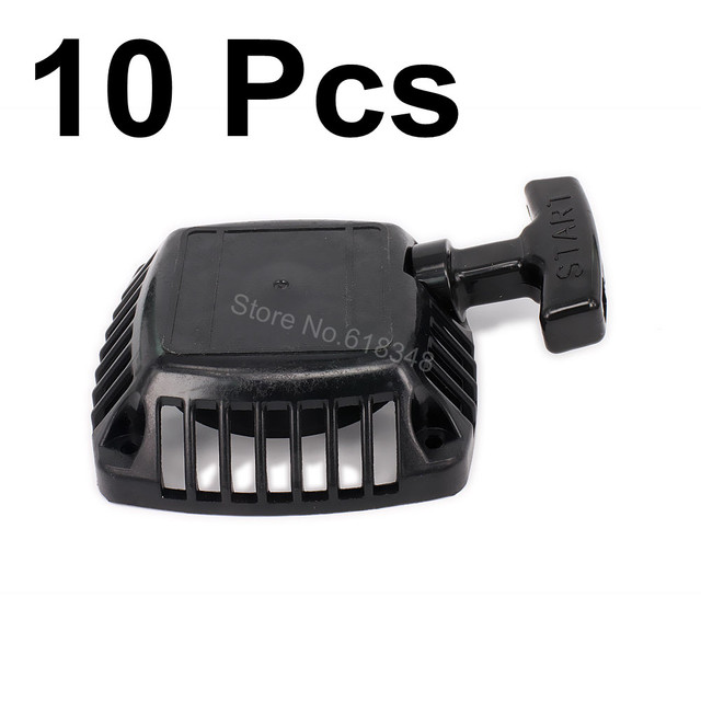 10PCS /Lot 1/5 Pull Starter 26 / 29 / 30CC Gasoline Gas Engine For 1/5th Baja Fit HSP FS Racing RC Car Spare Parts Replacement