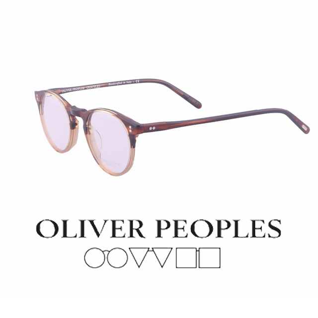 De alta qualidade! vidros ópticos vintage frame oliver peoples ov5183 o'malley óculos oculos de grau óculos de armação