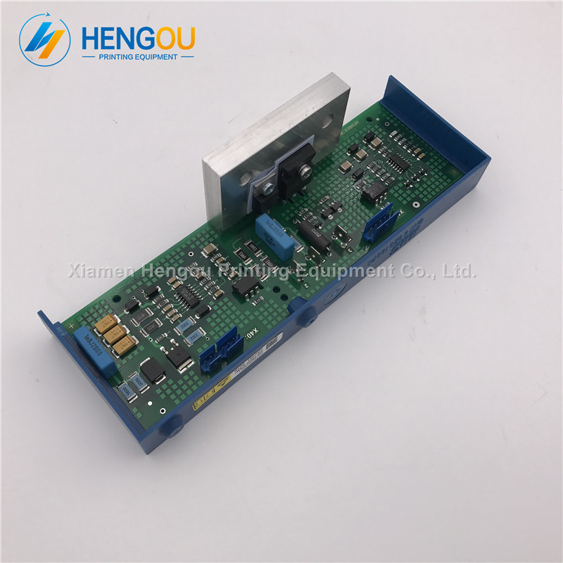 HF1002-2 Heidelberg CD102 SM102 GNT6029193P1 circuit board 1 peice water roller gear for sm102 cd102 heidelberg