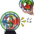 Enlighten intelecto bola mágica juego de laberinto bolas magnéticas para los regalos de los niños educativos juguete 100 pasos