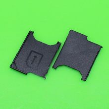 3pcs Micro TF SD Card Reader Module Slot Tray Holder Replacement Part For Sony Xperia Z L36h C6602 C6603(China)
