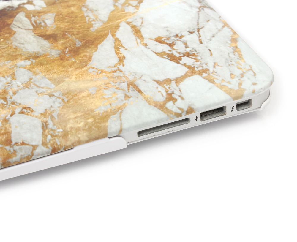 Image 4 - Marble Pattern Hard Case & Keyboard Cover For Macbook Pro 13.3 15.4 Pro Retina 12 13 15 inch for Mac book Air 11 13 Laptop Case-in Laptop Bags & Cases from Computer & Office