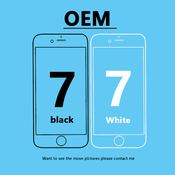 цена на Black /White Original OEM iPhone 7 LCD Replacement Display For 7G LCD 3D Touch Screen Digitizer Assembly with Free Kit Tools
