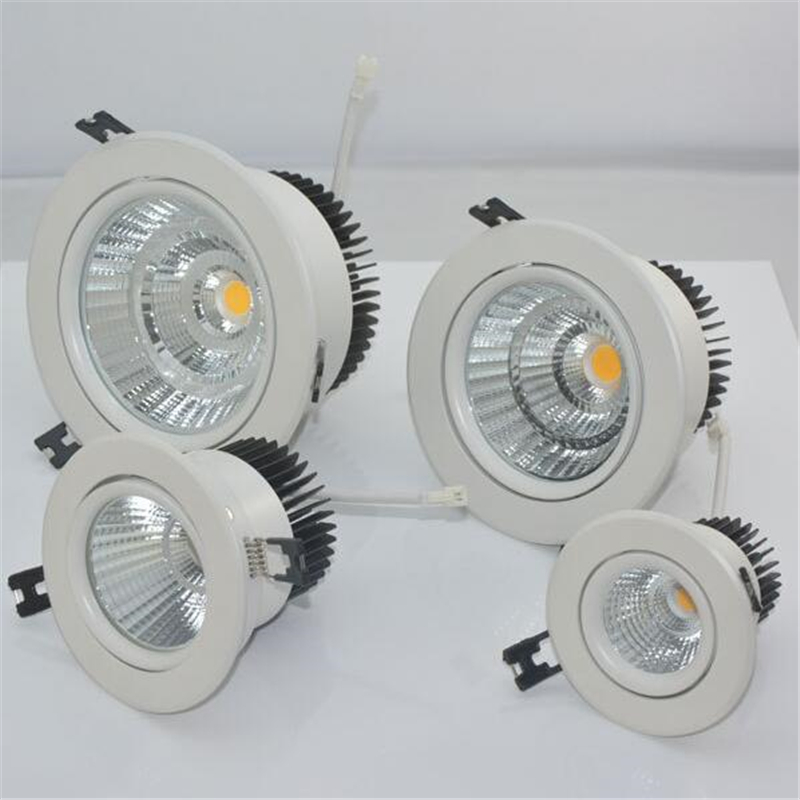 High Power 20W Dimmable LED Downlight COB Downlight