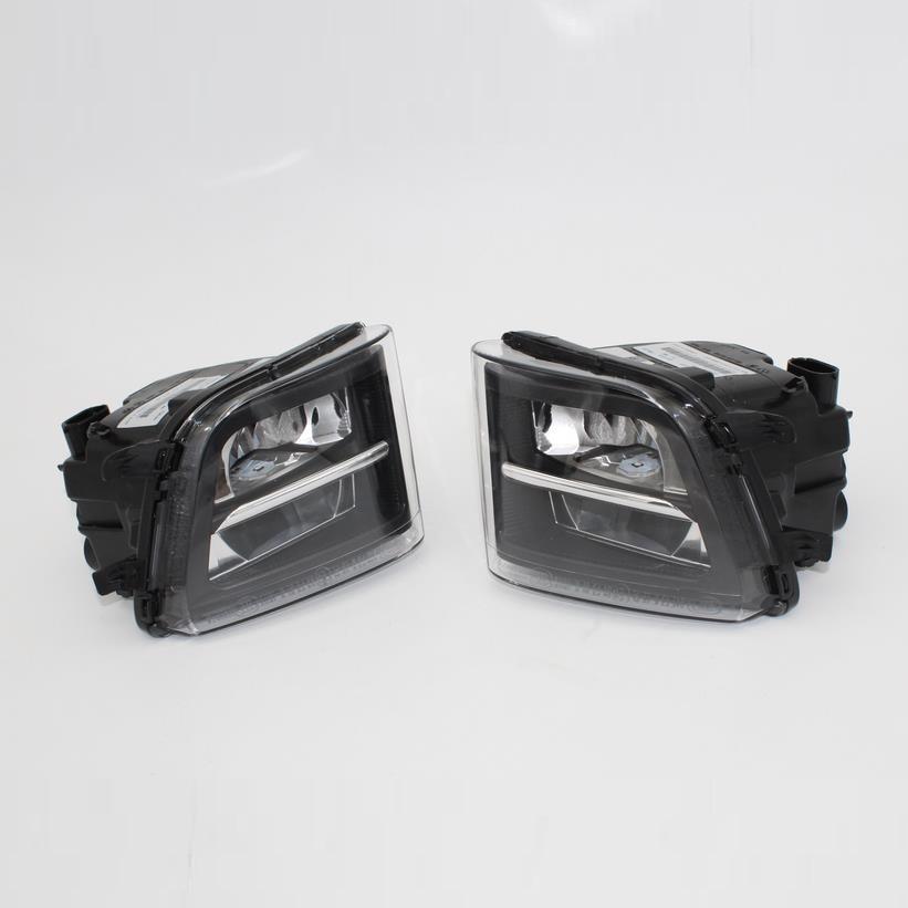 Car LED Light For BMW F01N F02N F03N 730i 740i 750i 760i 740d 750iX 2013 2014 2015 Car-styling Front LED Fog Light Fog Lamp в гомеле bmw 750i е38