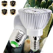 18W LED Lamp E27 Grow Light Bulb For Plant Growth 220V E14 Indoor Growing Tent 5730 Phyto Bulbs Seedling 110V