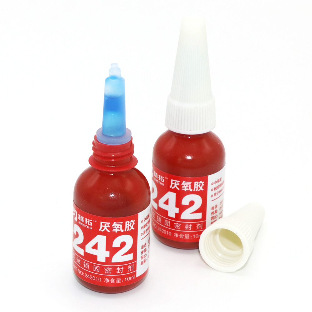 10pcs/lot 242 Glue Screw Glue Blue Glue Anaerobic Adhesive For DIY RC Helicopter