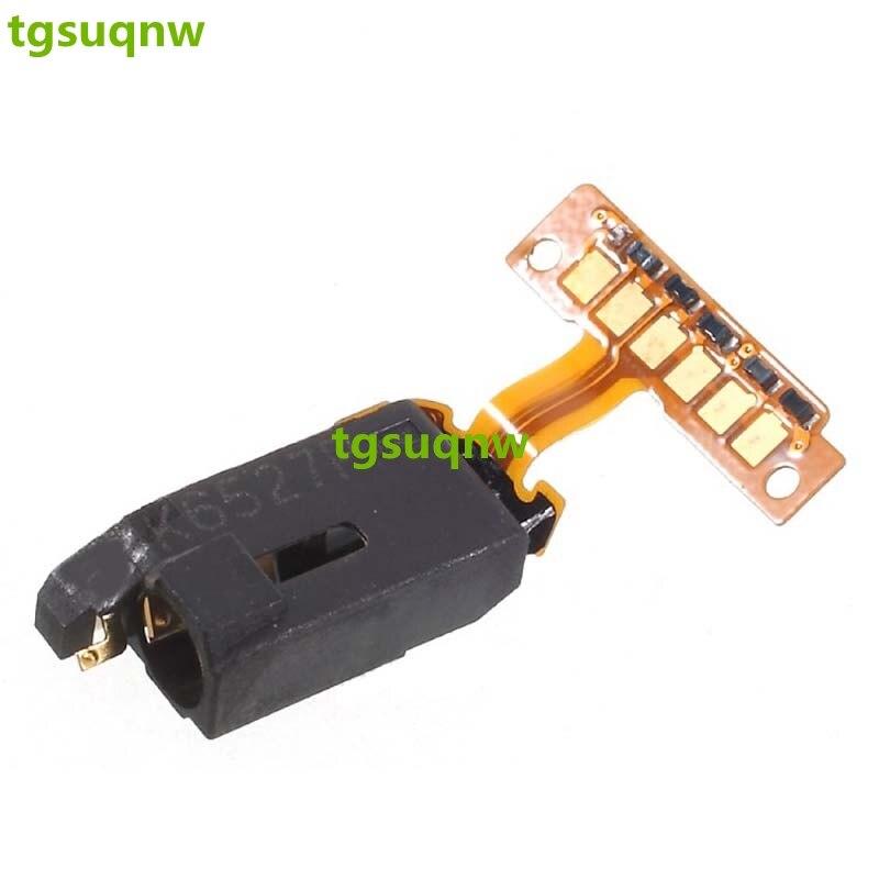 V20 V30 Fone de Ouvido Headphone Jack de Áudio Cabo Flex Parte Substituição para LG V20 H910 LS997 VS995 H918/V30 h930