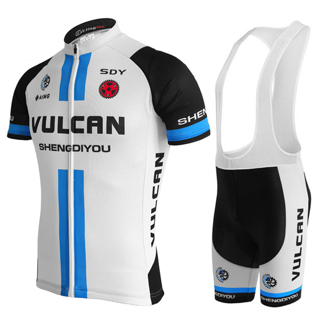 3703c3a25 2017 NEW cycling Jerseys Breathable summer Cycling clothes Sets cycling  clothing MTB   ROAD team bike wear Gel Pad