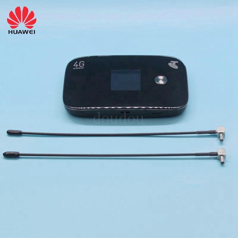 Разблокированный HUAWEI E5786 E5786s 62a с антенной 4G LTE Advanced CAT6 300 Мбит/с 4G Карманный Wi Fi маршрутизатор Мобильная точка доступа беспроводной маршрутиз