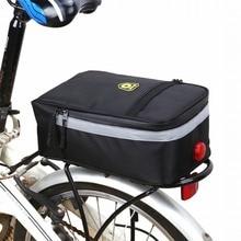 MTB Mountain Cycling Bike Bicycle Saddle Rear Tail Seat Bag Tool Bag Waterproof
