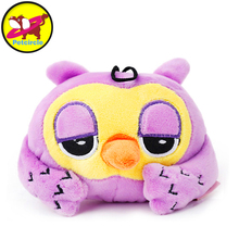 petcircle new arrivals pet dog toys owl plush dog toys for chihuahua puppy chew dog toys squeakers 4 colors pet dog supplies