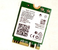 SSEA Wholesale New for Intel Wireless AC 8265 8265NGW 802.11ac NGFF M.2 WiFi + Bluetooth 4.2 Wireless Card 2.4G/5GHz 867Mbps