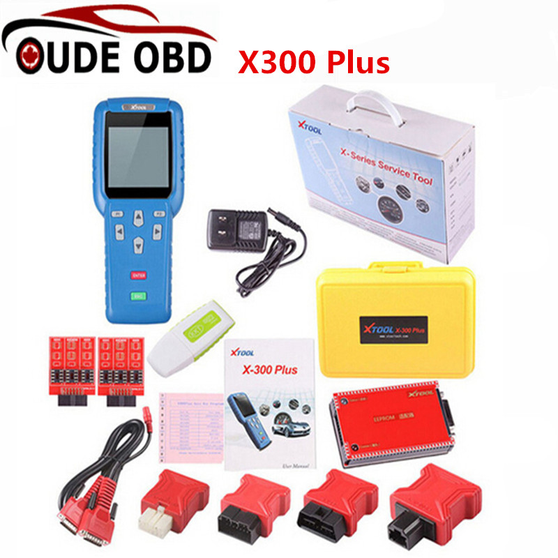 100% Origional Update Online Xtool X300 Plus Auto Key Programmer Obd-ii Engine Diagnosis X300+ By Dhl / Nl Post Air Mail