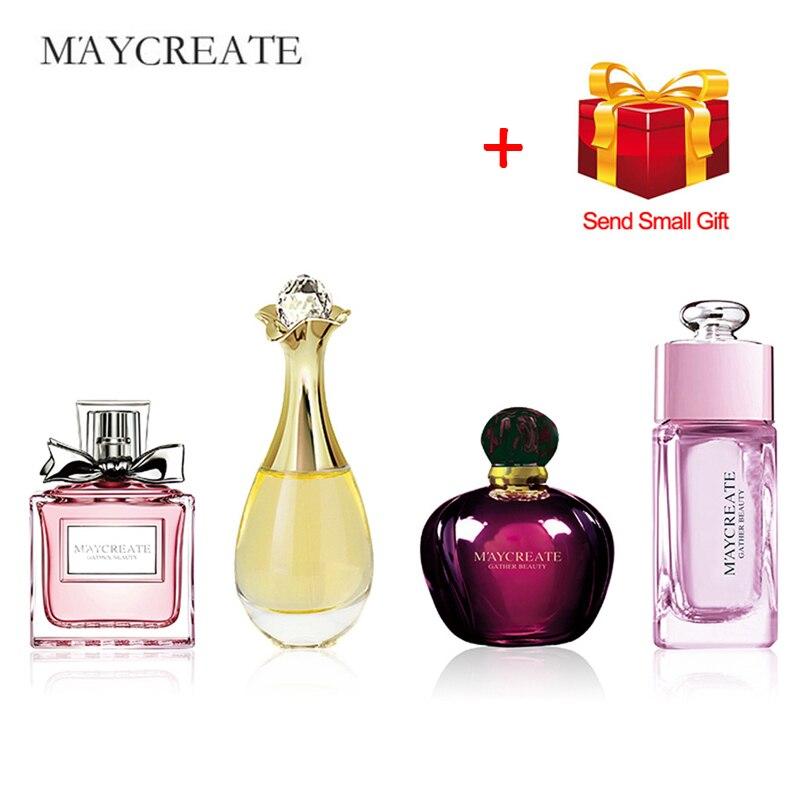 MayCreate 4pcs/set original parfum for women