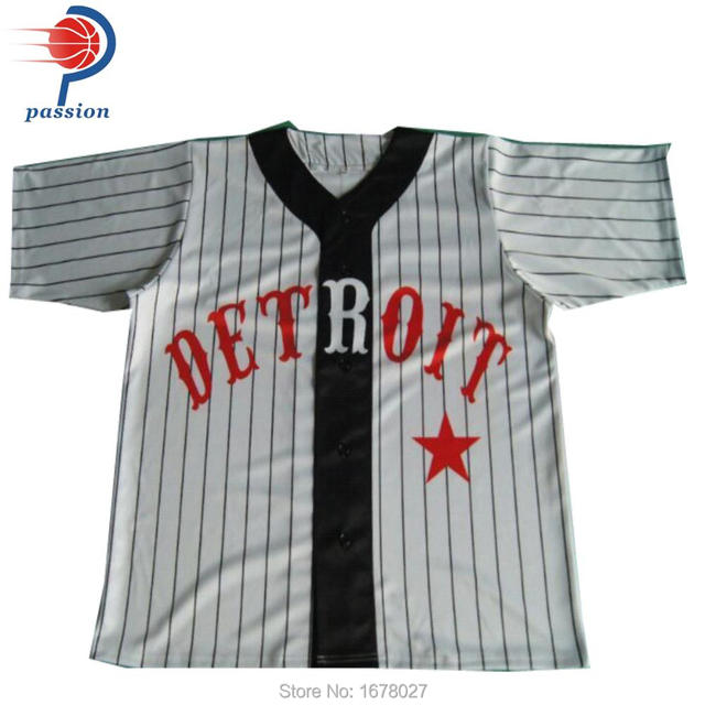 f0be737971b customized printed or embroidered blank baseball jerseys wholesale ...