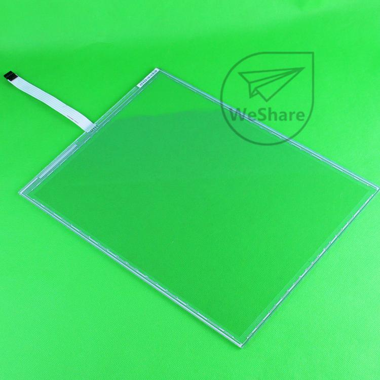 New Touch Screen For ELO TOUCH SYSTEMS SCN-AT-FLT15.1-001-0H1 Panel Glass 362740-9122 Lens 335*250mm