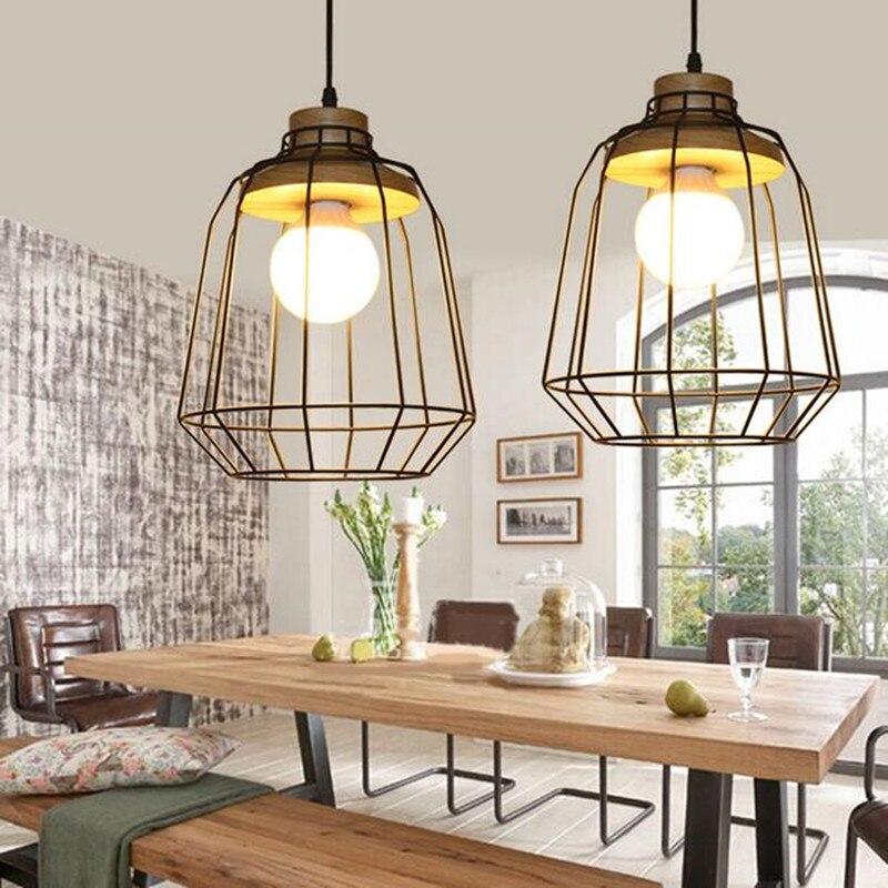 Luzes Pingente pingente abajur bar café sala Tensão : 90-260v