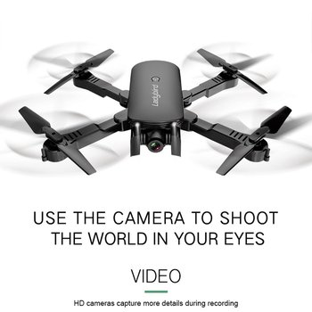 R8 RC Drone 4K 1080P 720P Dual Camera WiFi Optical Flow Real Time Aerial Video RC Quadcopter Aircraft  Camera With 3 Battery