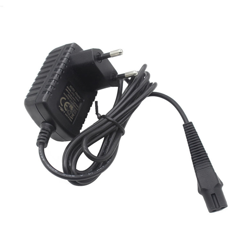 12V Power Supply Charging Cord Replacement Electric Shaver Razor Charger For Braun Beard Trimmer Series Z20 Z30 Z4 For Models