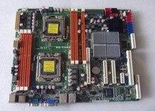 Original-motherboard für Z8NA-D6 LGA 1366 DDR3 für Xeon 5500 cpu UDIMM 24 GB, RDIMM 48 GB Desktop-motherboard freies verschiffen