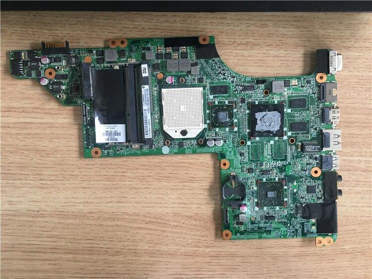 For 595133-001 DV6-3000 laptop motherboard DV6Z-3000 NOTEBOOK HD5470 Shipset 100% fully tested OK