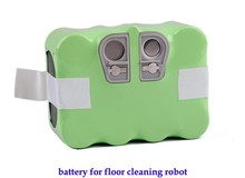 (Pour A320, A325, A335, A336, A337, A338) batterie pour Robot aspirateur, DC14.4V, 2200 mAh, Ni MH, 1 pc/pack, pièces doutils de nettoyage