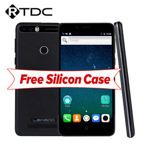 LEAGOO KIICAA POWER Android 7.0 Dual Back Camera Mobile Phone 4000 mAh 5.0 Inch MT6580A